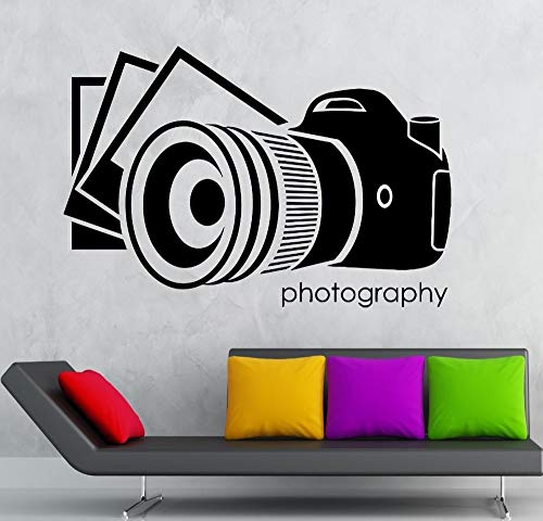 56 * 89cm Hot Selling Photographs Art Design Vinyl Wall Sticker Home Schlafzimmer Art Decals Removalle Home Wall Decals