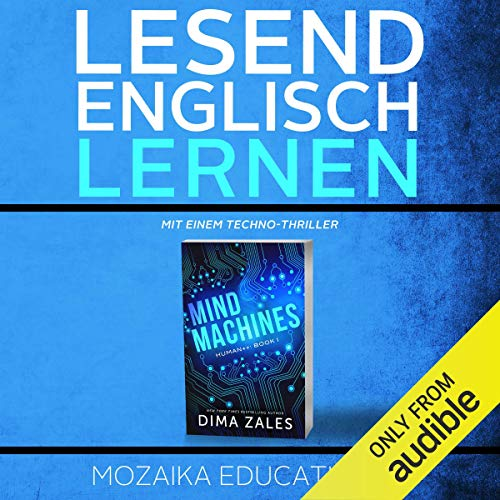 Englisch Lernen : mit einem Techno-Thriller [Learn English with a Techno Thriller] cover art