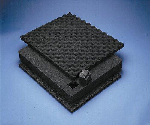 Peli 1120 Schwarz, Orange, Gelb - Gerätekoffer/-Taschen (Schwarz, Orange, Gelb, ABS Synthetik, Metall, Polyurethan, -40-99 °C, 206 mm, 167 mm, 90 mm)