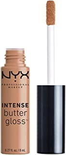 nyx intense butter gloss cookie butter