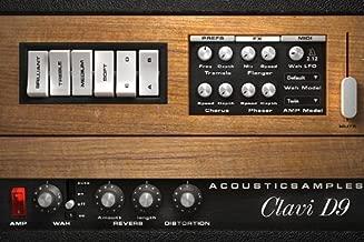 Clavi D9 -クラヴィネット音源-