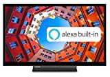 """Image of Toshiba 24WK3A63DB 24"""" Smart 720p HD Ready LED TV with Alexa Built-in (Renewed)"""