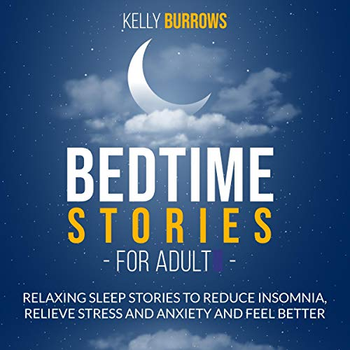 Bedtime Stories for Adult cover art