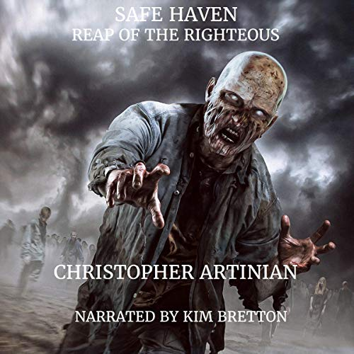 Safe Haven Audiobook By Christopher Artinian cover art