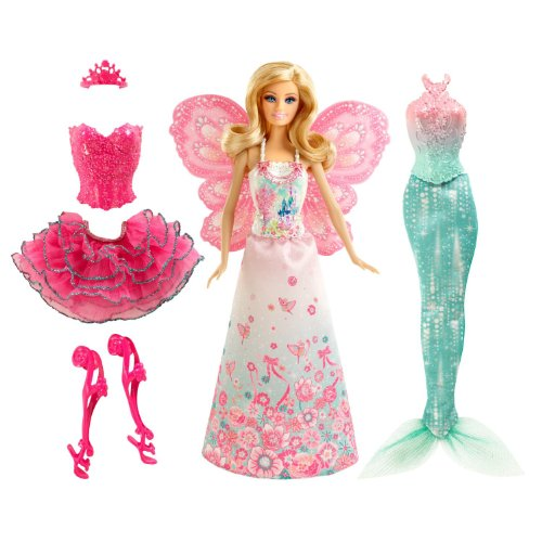 Barbie Mix & Match Fairytale Dress Up