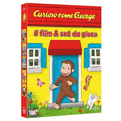 Curioso Come George Boxset (5 DVD)