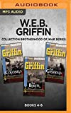 W.E.B. Griffin Brotherhood of War Series: Books 4-6: The Colonels, The Berets, The Generals