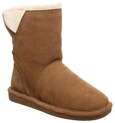 Bearpaw Women's Pam Boot Hickory II Size 6 B(M) US