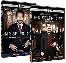Masterpiece: Mr. Selfridge (UK Edition) Complete Seasons 1 & 2 by Frances O'Connor, Aisling Loftus, Zoe Tapper, Katherine Kelly, and Gregory Fitoussi Jeremy Piven