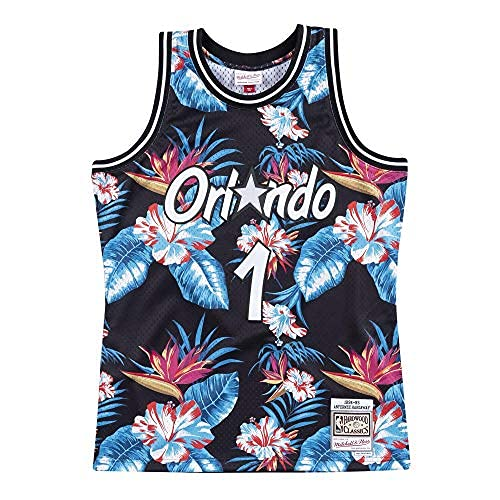 Mitchell & Ness Orlando Magic - Jersey floral multicolor M