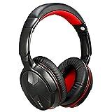 AUSDOM Kopfhrer, Bluetooth Kopfhrer, Noise Cancelling Kopfhoerer mit Super HiFi, Faltbare,...