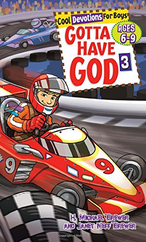 Gotta Have God Boys Devotional Vol 3-Ages 6-9 (Cool Devotions for Boys)