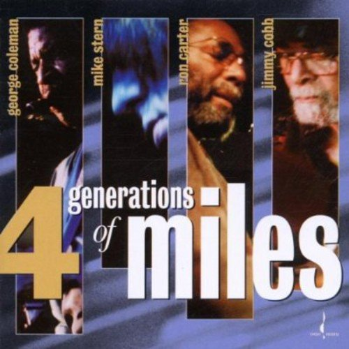 4 Generations of Miles: A Live Tribute to Miles
