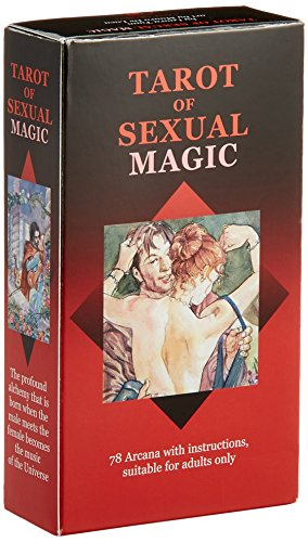 Tarot of Sexual Magic (English and Spanish Edition)