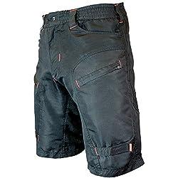 """commercial THE SINGLE TRACKER-Mountain Bike Cargo Shorts, No Padded Bottom Shorts, Oversized, 35-37 """" cannondale bike shorts"""