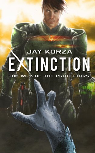 Extinction: The Will of the Protectors by [Jay Korza, Faith Williams]