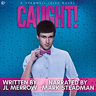 Caught! audiobook cover art