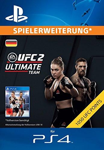 EA SPORTS 2 - 1.050 UFC POINTS [PSN Code - deutsches Konto]