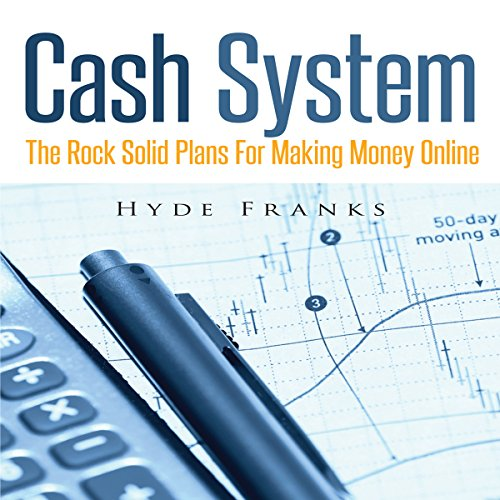 Cash System audiobook cover art