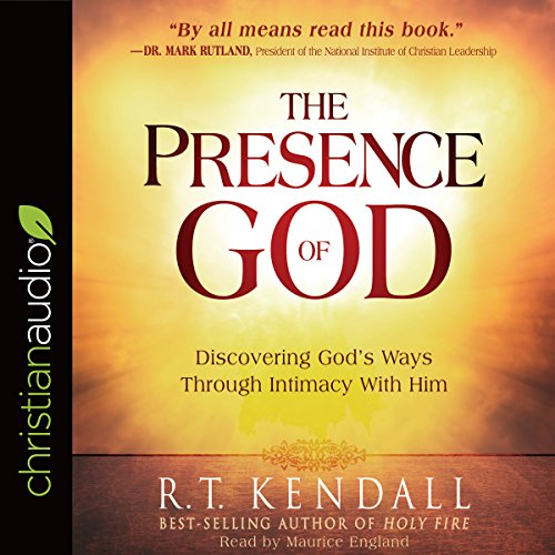 The Presence of God audiobook cover art