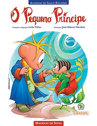 Turma da Mônica - o pequeno príncipe (brochura)