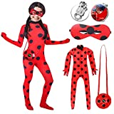 Disfraz infantil para niña, disfraz de 6 a 8 años, carnaval, Halloween, cumpleaños o fiesta