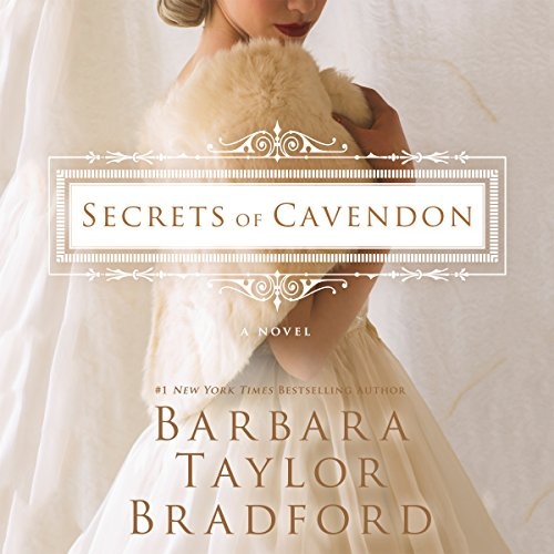 Secrets of Cavendon audiobook cover art