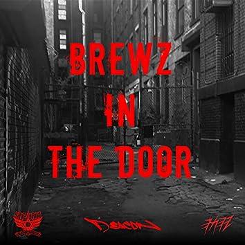BREWZ IN THE DOOR