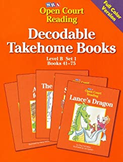 Open Court Decodable Books Take Home: Level B, Set 1, Book 2 (Open Court Reading)