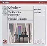Schubert: The Complete Impromptus / Moments Musicaux