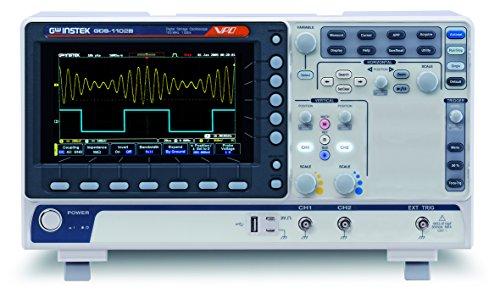 GW Instek GDS-1102B Oscilloscopio Digitale 100 MHz 1 Gsa/s 10 Mpts 8 bit