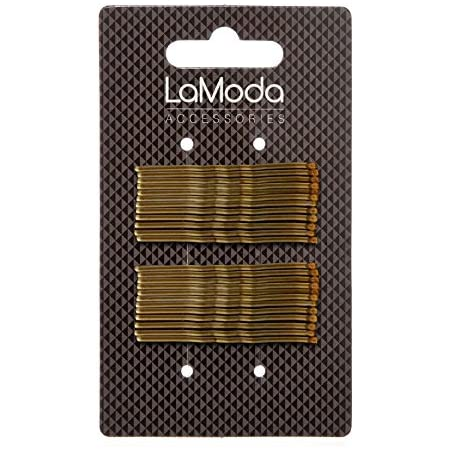 Hair Grips Various Pack Sizes 100,250,500 /& Choice of Colours Black Brown Blonde