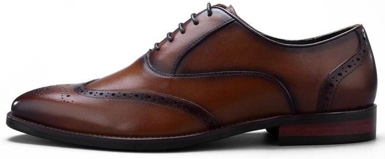 ASJUNQ Sommer Schuhe Herren Kleid Schuhe