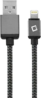 Cellet USB Charging and Data Sync Cable for iPhone 7, 7 Plus and other Apple Lightning Devices – 8 Pin - Apple Certified -...