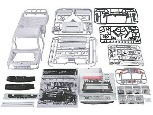 mächtig der welt Killer Body Toyota Land Cruiser 70 ABS Kunststoffsatz 1/10