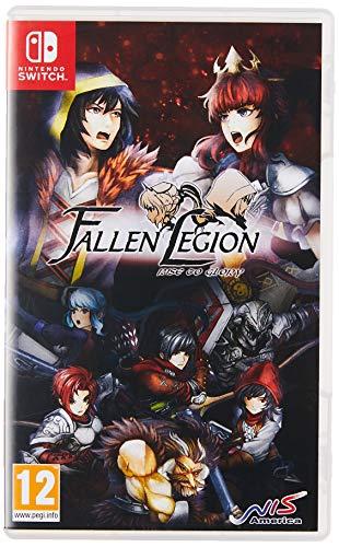 Fallen Legion: Rise To Glory Nintendo Switch [