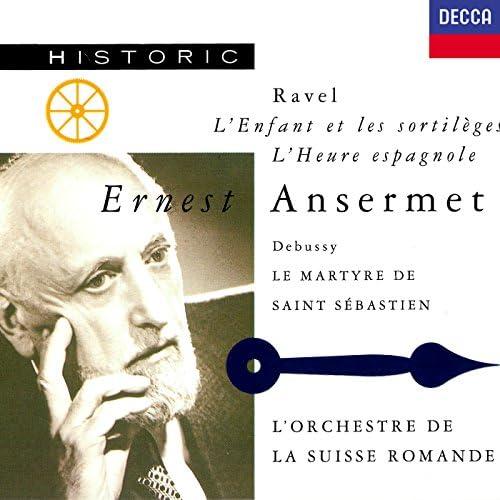 Ernest Ansermet & L'Orchestre de la Suisse Romande