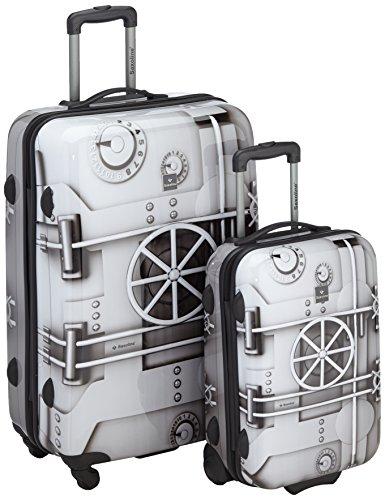 Saxoline Set di valigie 1317H0.21.01 Grigio 110.0 liters