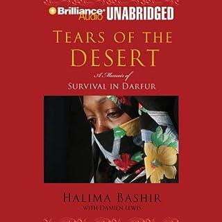 Tears of the Desert cover art