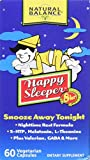Natural Balance Happy Sleeper, 60 cap