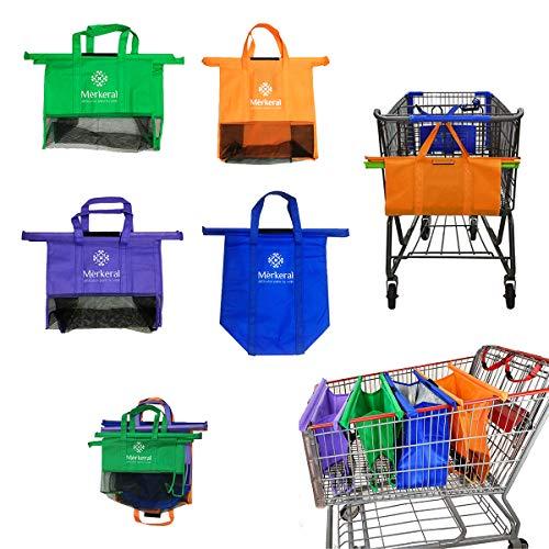 carrito supermercado fabricante Merkeral