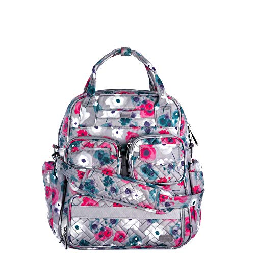 Lug Puddle Jumper 2 Mini Shoulder Bag, Water Pearl