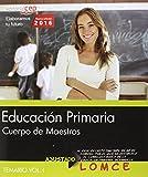 Cuerpo de Maestros. Educación  Primaria. Temario. Vol. I - 9788468167640