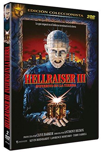 Hellraiser III: Infierno en la Tierra (Hellraiser III: Hell on Earth) 1992 [DVD]