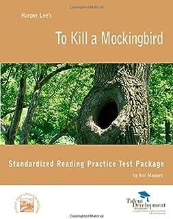 To Kill a Mockingbird Standardized Reading Practice Test