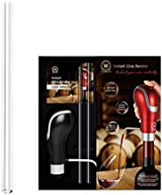 4 Pk Replacement Tubes (QTY 2-245MM, QTY 2-253MM) for the Instant 1-Button Aeration and Decanter WAERATOR Electric Wine Aerator (Replacement Tubes Only, Aerator not Included)