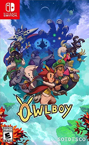 Owlboy Standard Edition - Nintendo Switch