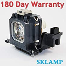 Sklamp POA-LMP135 / POA-LMP114 / 610-336-5404 Replacement Lamp Bulb with Housing for Sanyo PLV-Z2000,PLV-1080HD Projectors