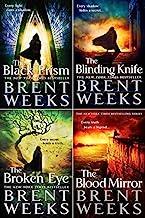 Lightbringer Series Set, books 1-4