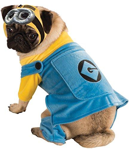 Rubies Traje Oficial de Minion para Perro